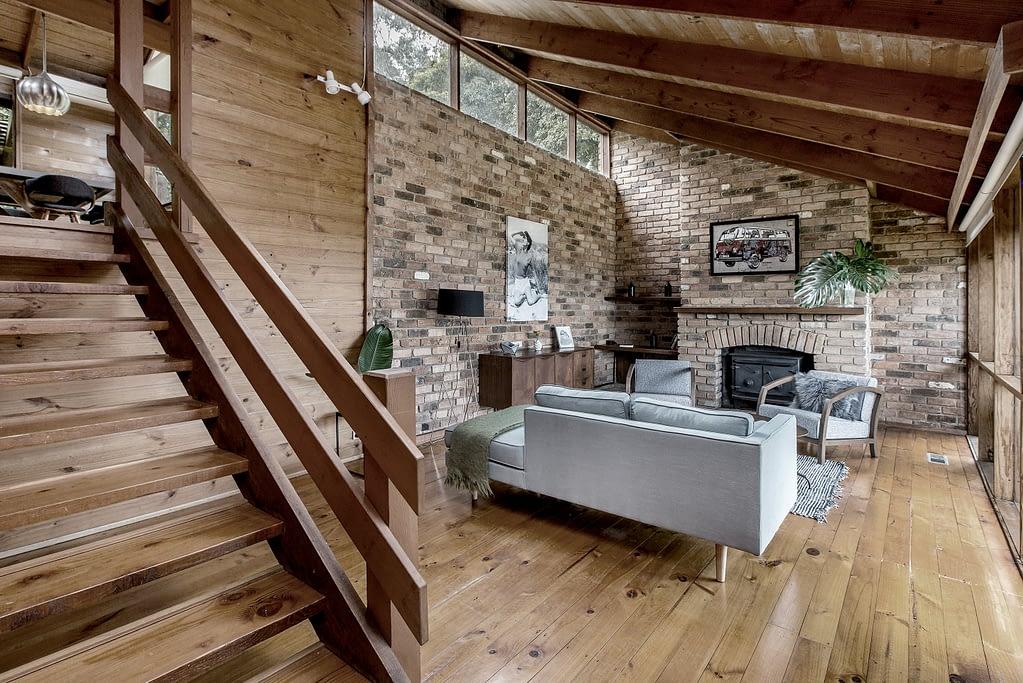 midcentury modern lounge